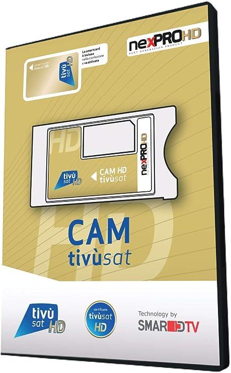 NEXPRO CAM Tivùsat HD Gold