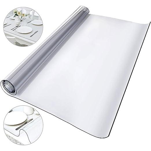 Anhon Tapete de Mesa Mantel Impermeable Protector de PVC ...