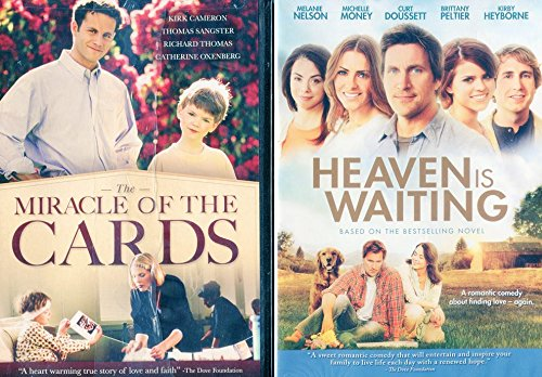 Heaven Is Waithing & the Miracle of Cards (2 Dvd's)