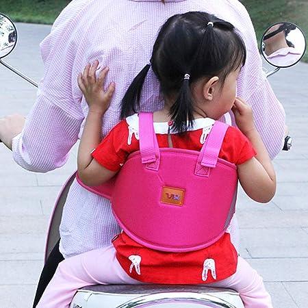 BO LU Cinturón De Seguridad De Motocicleta para Niños Asientos De ...