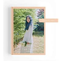 Twice Tzuyu 1st Photobook Yes, I am Tzuyu (Incl. Pre-ordr Benefits : Photocard, Seller Gift : Tzuyu Acrylic Photocard) (Peach Version)
