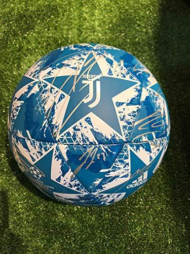 Balón Europa autografiado del club F.C.Juventus, temporada 2017 ...