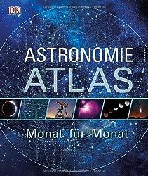 Astronomie-Atlas - Monat für Monat