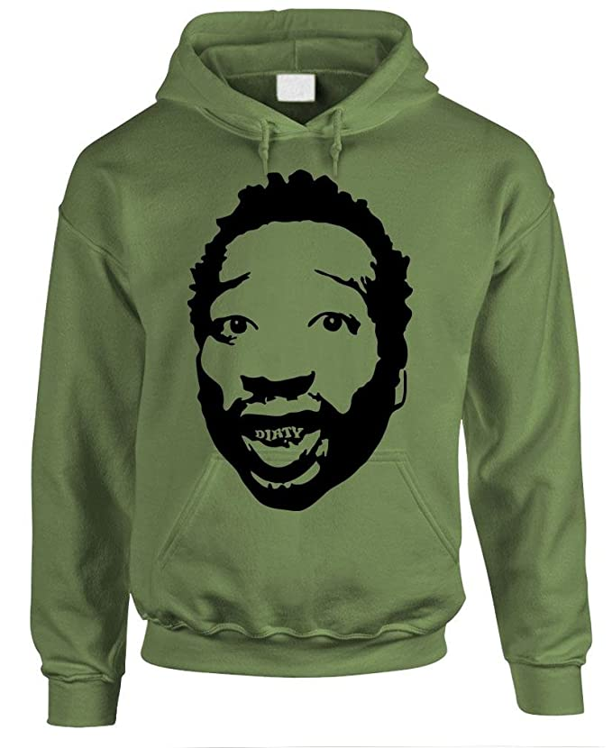 The Goozler - DIRTY - Mens Pullover Hoodie