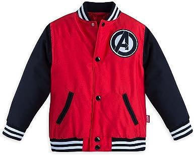 Marvel Boys Avengers Fleece Jacket Blue