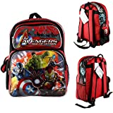 Brand New Marvel Avengers Age of Ultron 14'' Medium School Backpack Boys Book Bag