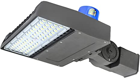 HPS//HID Replacement 5500K Commercial 18000Lumens 150W LED Wall Pack Fixture