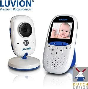 Luvion Easy Babyphone - Babyfoon met Camera - Premium Baby Monitor - Best Reviewed Kieskeurig