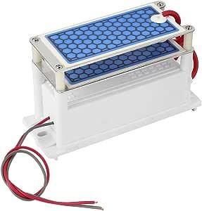 110 V 7 g/h Mini generador de ozono Integrado Placa de cerámica ...
