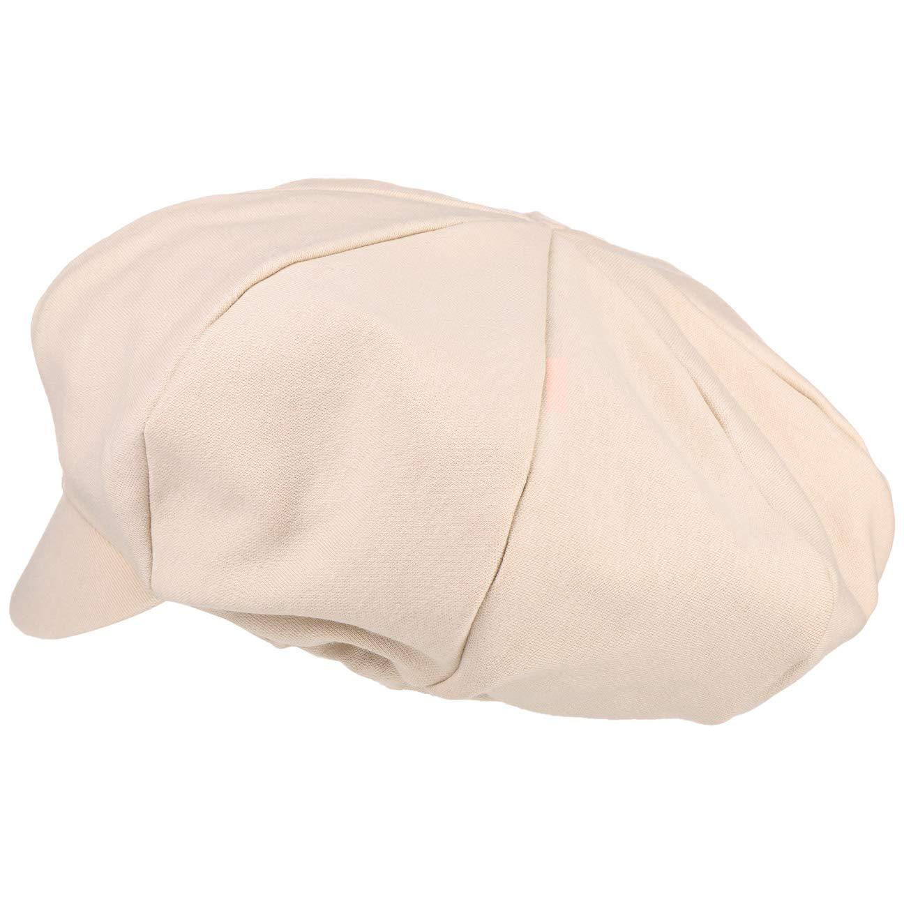 Bedacht Anti-Allergic Ballonm/ütze Baumwollcap Damencap Baker-Boy-M/ütze Mit Schirm