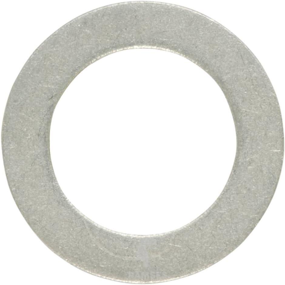 Dichtring DIN 7603 Form A 14 x 22 x 1.5 mm Aluminium verzinkt 50 St/ück