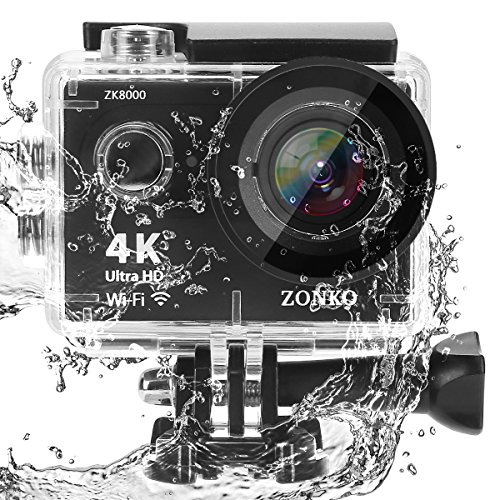 720P Hd Sports Camera With Waterproof Case Review - 4