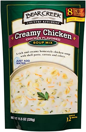 Bear Creek Country Kitchens Soup Mix Creamy En 11 5 Ounce