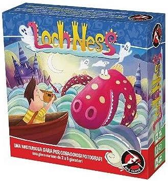 Red Glove Lochness - Juego de Mesa: Amazon.es: Juguetes y juegos