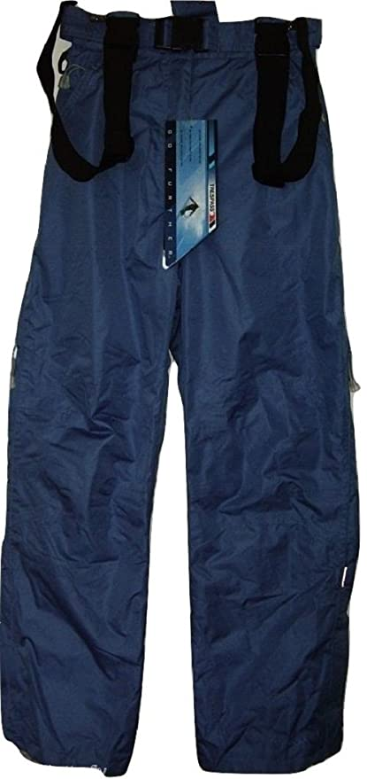 81003e7e13 TRESPaSS PRETZ Pantalon salopette de Ski pour femme avec bretelles  détachables Bleu de Prusse UK 8/XS 10: Amazon.fr: Sports et Loisirs
