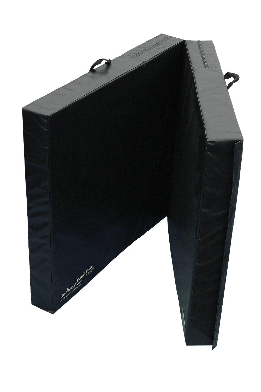 Tumbl Trak Folding Practice Mat, Black, 4ft x 8ft x 8in by Tumbl Trak (Image #3)