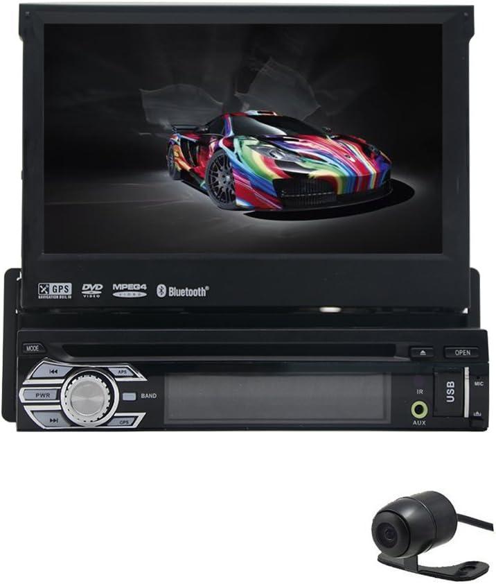 7 Zoll Auto Stereoanlage Einzel Din Bildschirm Auto Dvd Elektronik