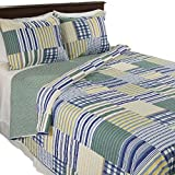 Lavish Home Lynsey 2 Piece Quilt Set - Twin