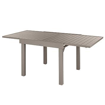 Hespéride Table de Jardin Extensible Piazza - 8 Personnes - L. 90 ...