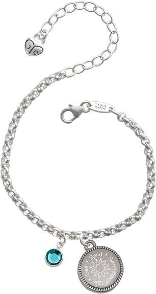 Montip Lynn Handcuffs Freedom Anklets Link Chain Women Bohemian Ankle Bracelet Leg Barefoot Party Jewelry Silver