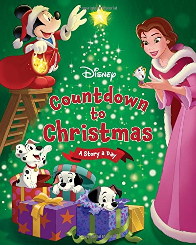 Disney's Countdown to Christmas: A story a day (M Special Christmas Countdown)