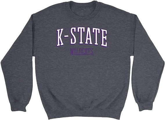 Official NCAA University of Kansas Jayhawks KSCNTRY Mens//Womens Boyfriend Long Sleeve Tee