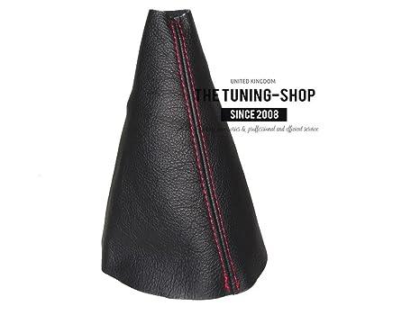 The Tuning-Shop Ltd GEAR GAITER Gear Gaiter Black Leather