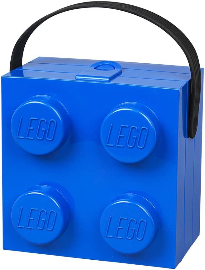 Azul Room Copenhagen Fiambrera Lego Mint