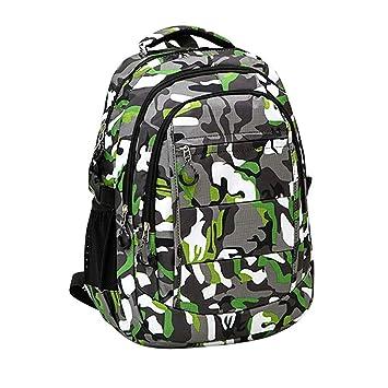 850fc77e0f6c Bestshope School Bags Lightweight Campus Book-Bag School Backpack ...