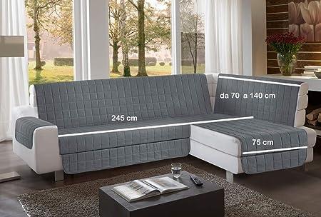 Divani Ad Angolo Divani.La Biancheria Di Casa Simplicity Plus Angle Copri Salva Divano Per