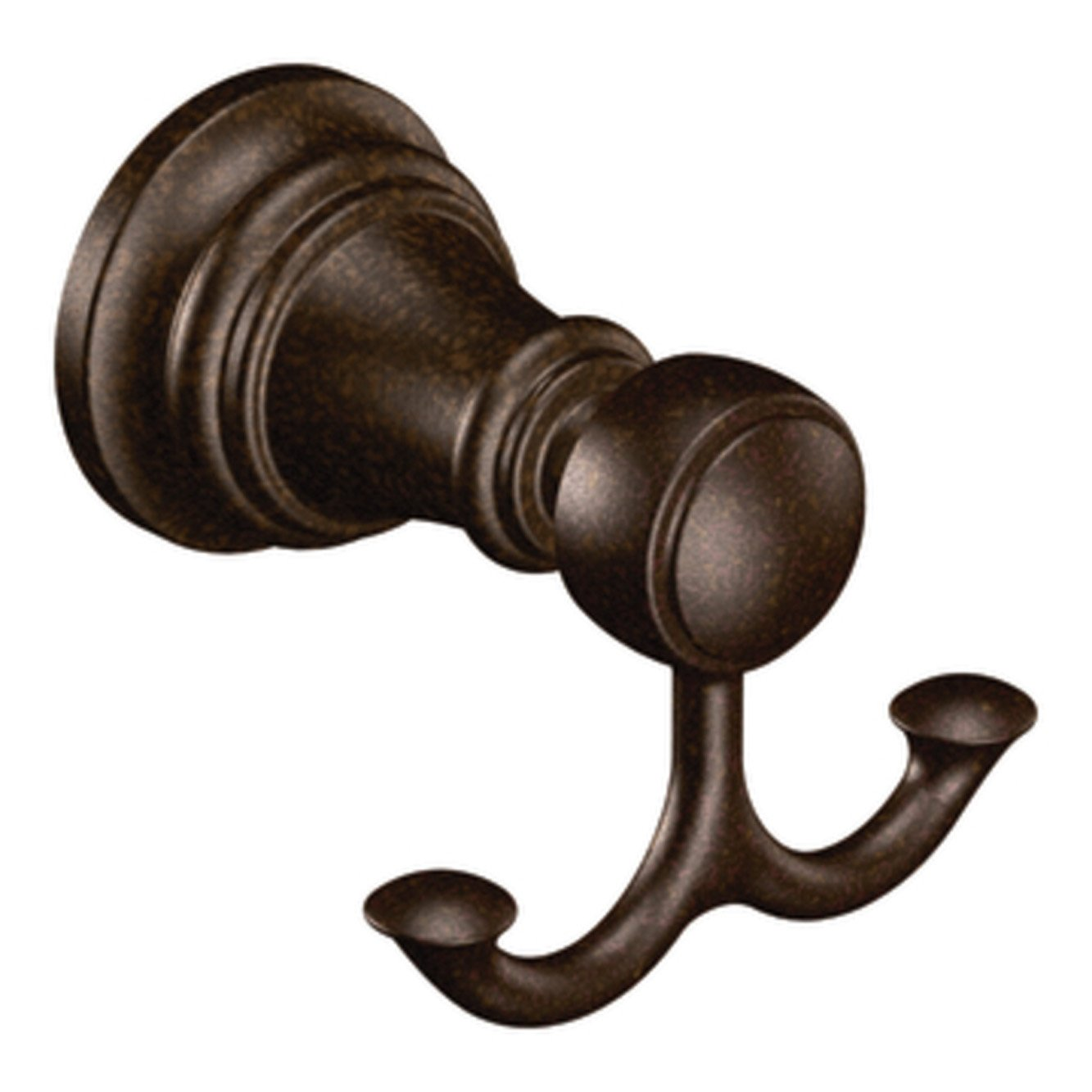 Moen YB8403ORB Weymouth Robe Hook, Oil Rubbed Bronze by Moen