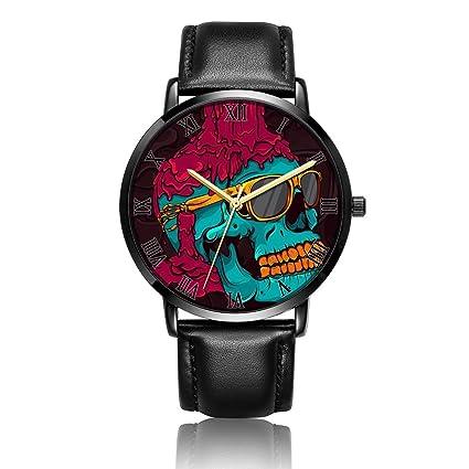 Regalo creativo calavera reloj de pulsera d359004dae4d