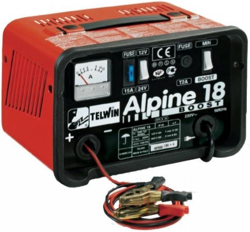 Telwin TE-807545 - ALPINE 18 BOOST 230V 12-24V