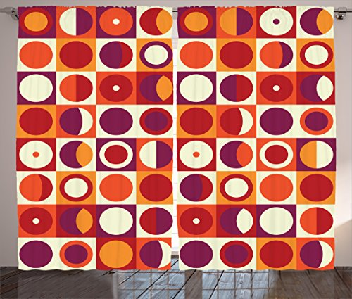 ambesonne-house-decor-collection-geometric-pattern-retro-60s-style-and-colors-squares-circles-compos