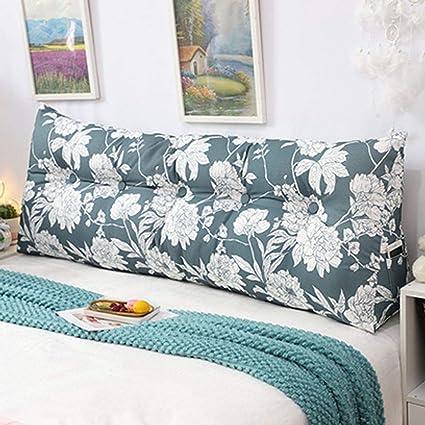 Amazon.com: PP Cotton Triangular headrest, Bed Back ...