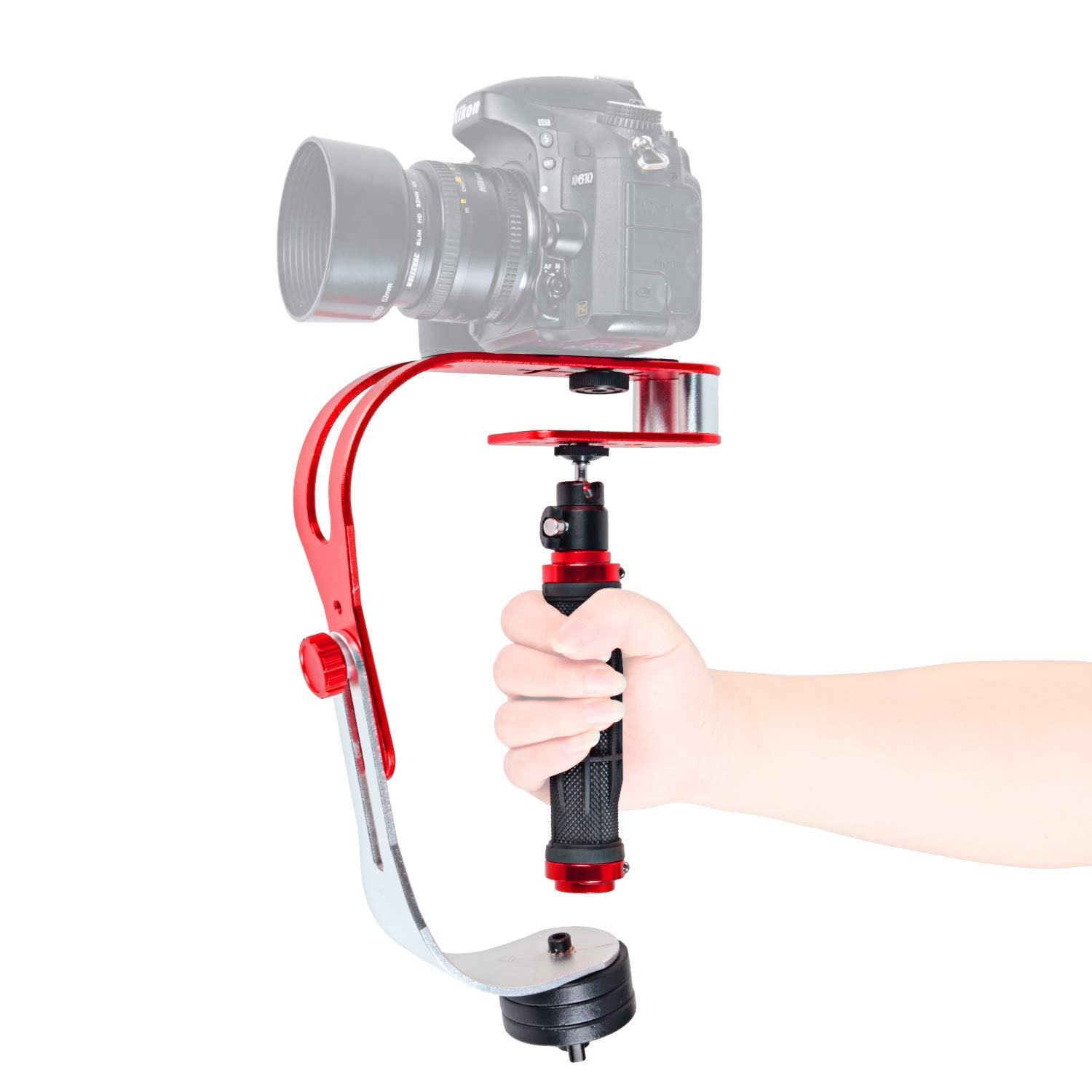 House of Quirk Camera Stabilizer, Pro DSLR Video Stabilizer