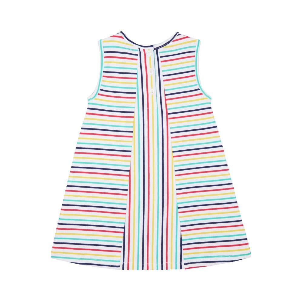 Mothercare MG Pa Stripe Jersey Dress Vestido para Beb/és