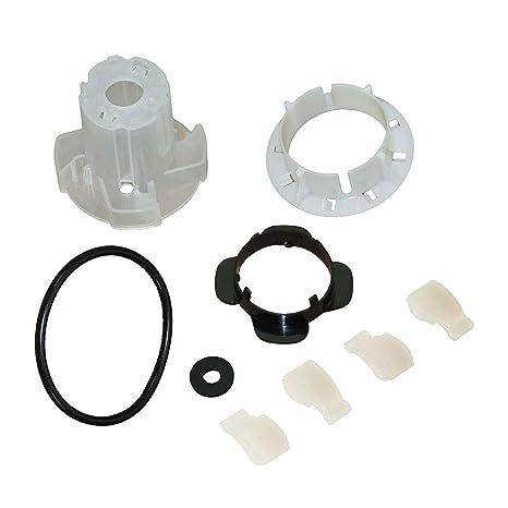 NEBOO WP285811 Kit de agitador de arandelas para lavadoras ...