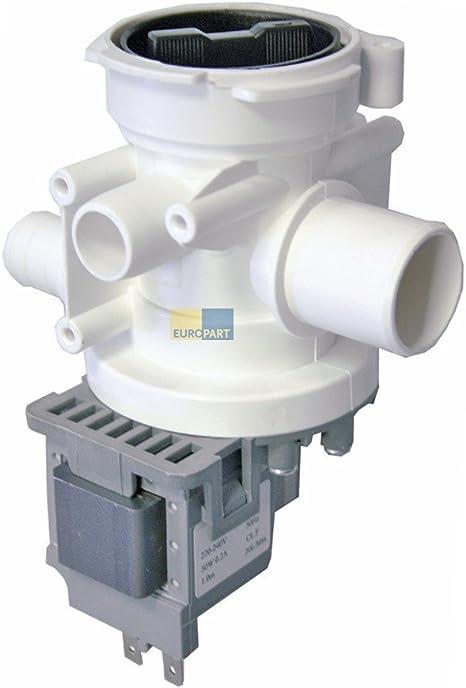 Bomba de desagüe magnética 30 W, lavadora como Samsung DC90–11110 ...