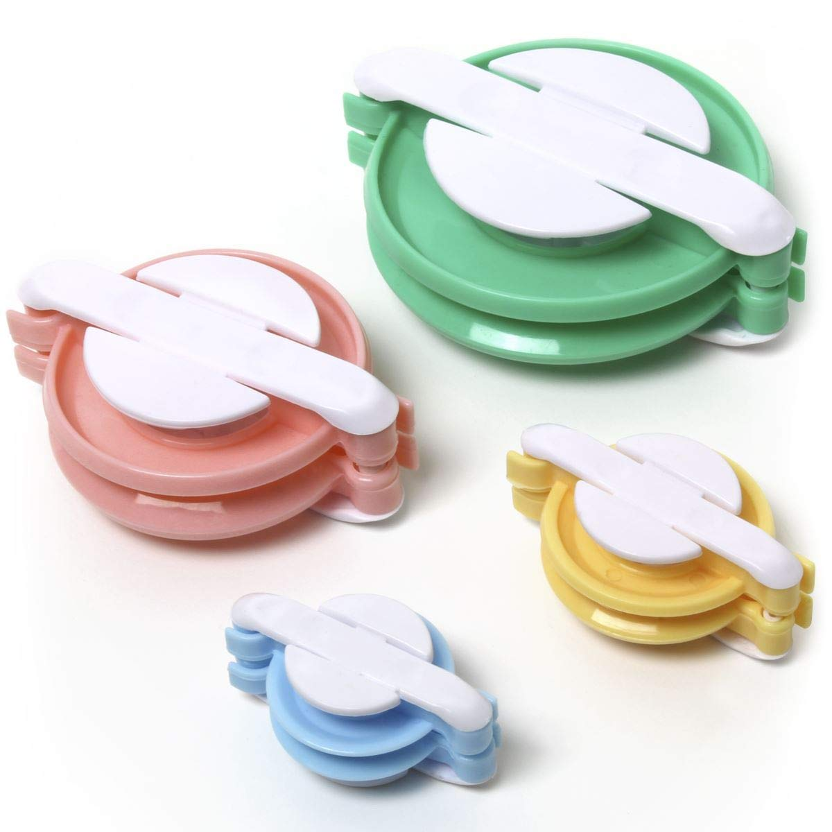 Set di 3,8 cm Set di 4 Pom Pom Maker iGadgitz Home U6957 4,8 cm 8,8 cm Kit Varie Dimensioni Pom Maker 6,8 cm