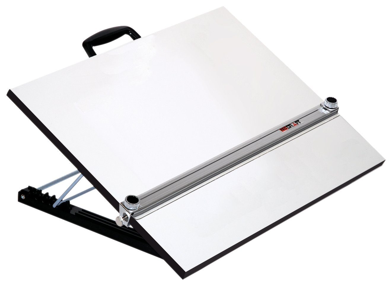 Martin Universal Design U-PEB2436K Adjustable Angle Parallel Drawing Board, XX Large, White by Martin Universal Design