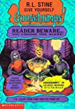 Escape from Camp Run-For-Your-Life (Give Yourself Goosebumps) by R.L. Stine (1-Jul-1997) Paperback