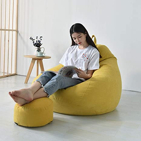 Fantastic Ncxacdfas Sofa Perezoso Sofa Saco Bean Bag Silla Con Pedal Gmtry Best Dining Table And Chair Ideas Images Gmtryco