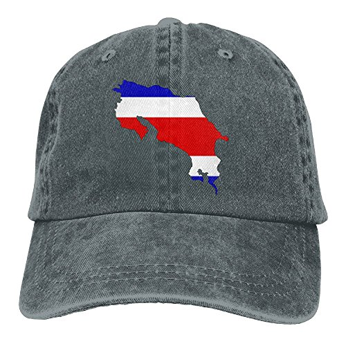 SDFS83 Costa-Rica Adult Cowboy Hat Baseball Cap Adjustable Athletic Personalized Funniest Hat For Men and - Sale For Costa Hats