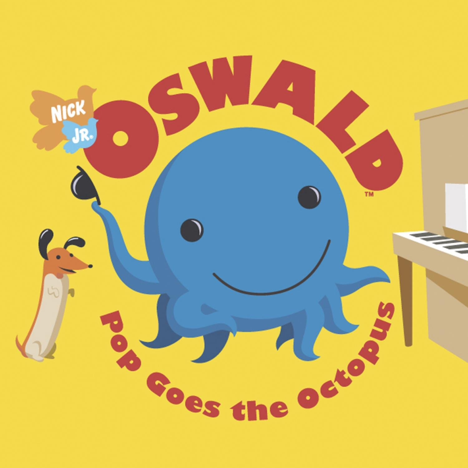 Various Artists - Oswald - Pop Goes The Octopus - Amazon.com Music