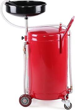 Suministros Ind Orozco Aspirador Extractor de Aceite Usado con Tanque 80 litros