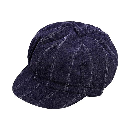 Scrox 1x Hombre Mujer Sombreros Gorras Boinas Sombrero de Pintor ...