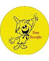 "Captain Kangaroo - Tom Terrific (Drawing) - 1.25"" Button / Pin"