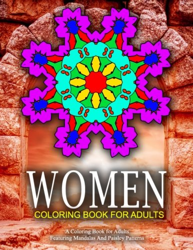 WOMEN COLORING BOOKS FOR ADULTS - Vol.5: Women Coloring Books For Adults (Volume 5)