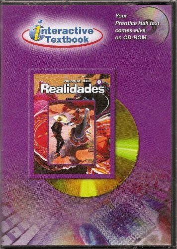 REALIDADES LEVEL 1 STUDENT EDITION ITEXT ON CD-ROM 2004C (Prentice Hall Spanish)